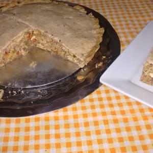 Masa integral con semillas para tarta o empanadas