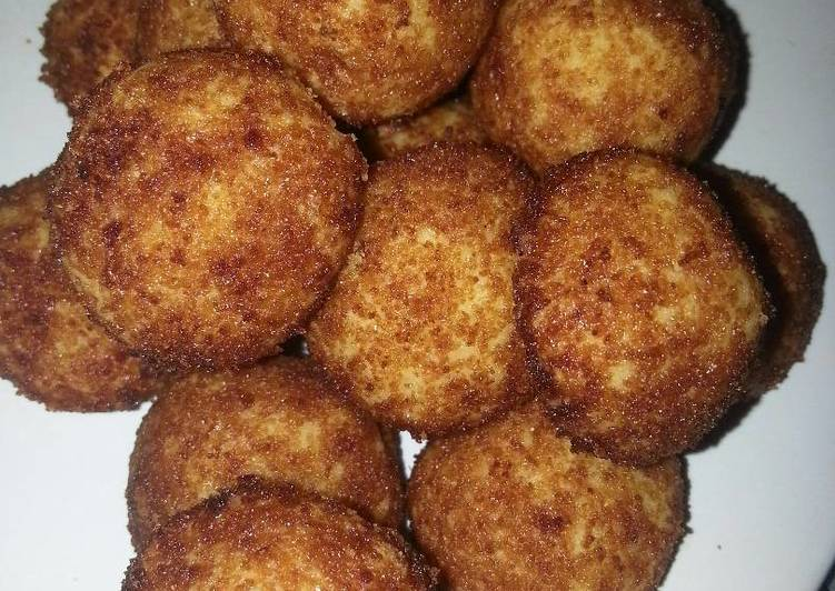 Kuker gula palm /Palm suiker cookies