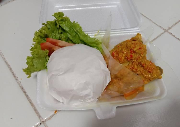 Ayam Rica-Rica kemangi