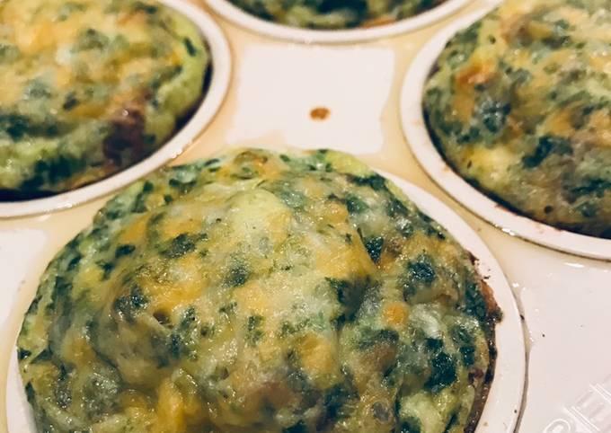 Green Eggs & Ham Breakfast Muffins