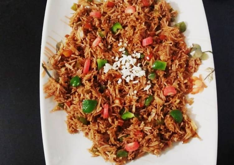 Chesse fried rice