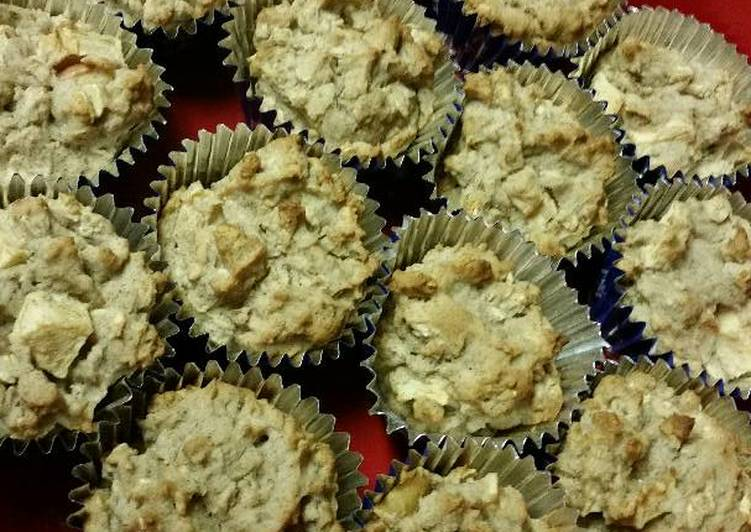 Step-by-Step Guide to Make Most Popular Double Apple Muffins