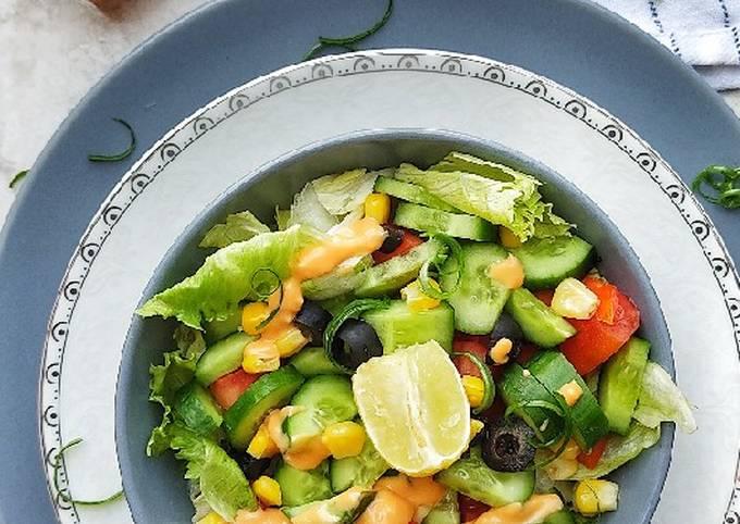 French Salad dressing
