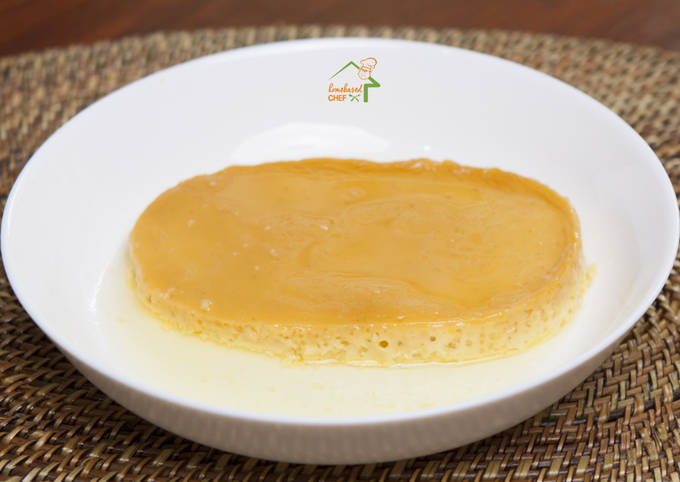 How to Prepare Yummy Leche Flan