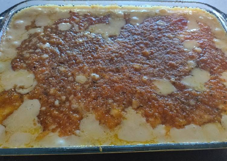 How to Cook Yummy Beef Au Gratin Casserole