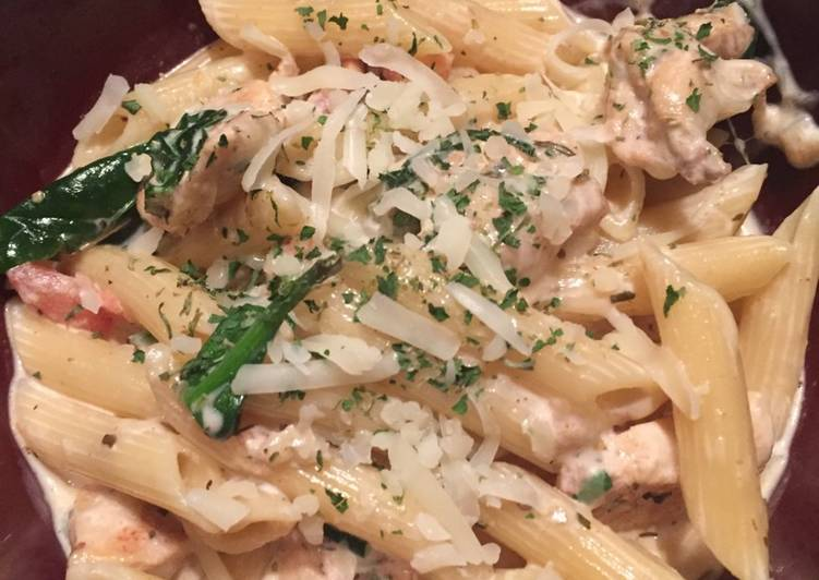 Easiest Way to Make Delicious Princess's Parmesan Penne Pasta