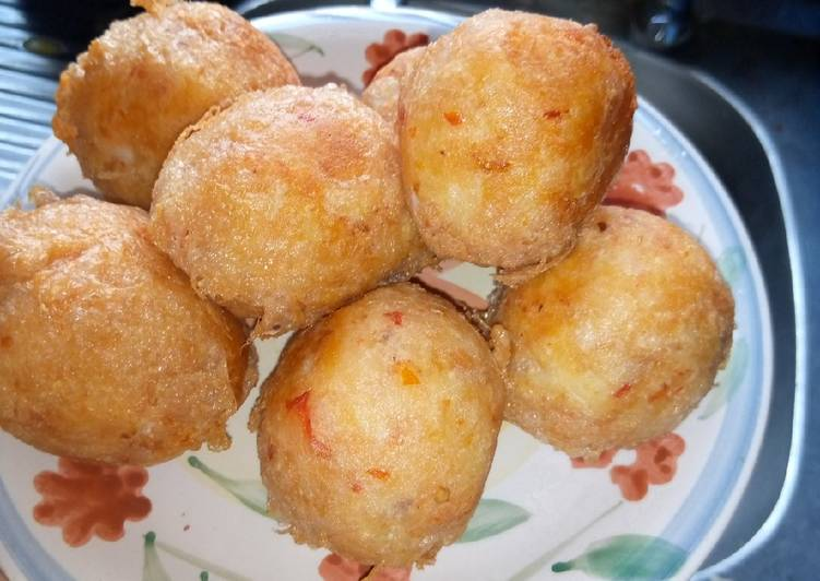 What is Dinner Ideas Special Yam balls