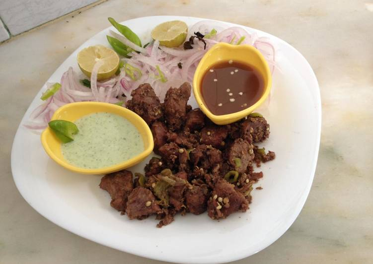 Living Greener for Greater Health By Consuming Superfoods, Beef boti