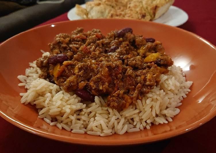 Recipe of Quick Chili Con Carne