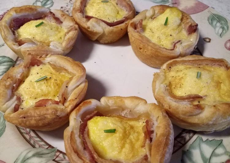 Going Green for Greater Health By Consuming Superfoods Carbonara mini pies 🎄