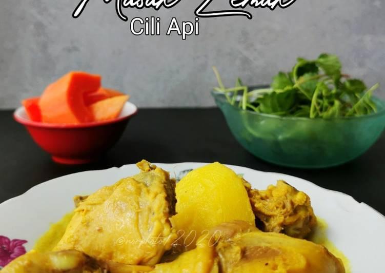 Ayam Masak Lemak Cili Api ( nogri style) - velavinkabakery.com