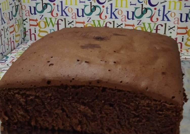 Basecake cake ultah(cake coklat kukus)