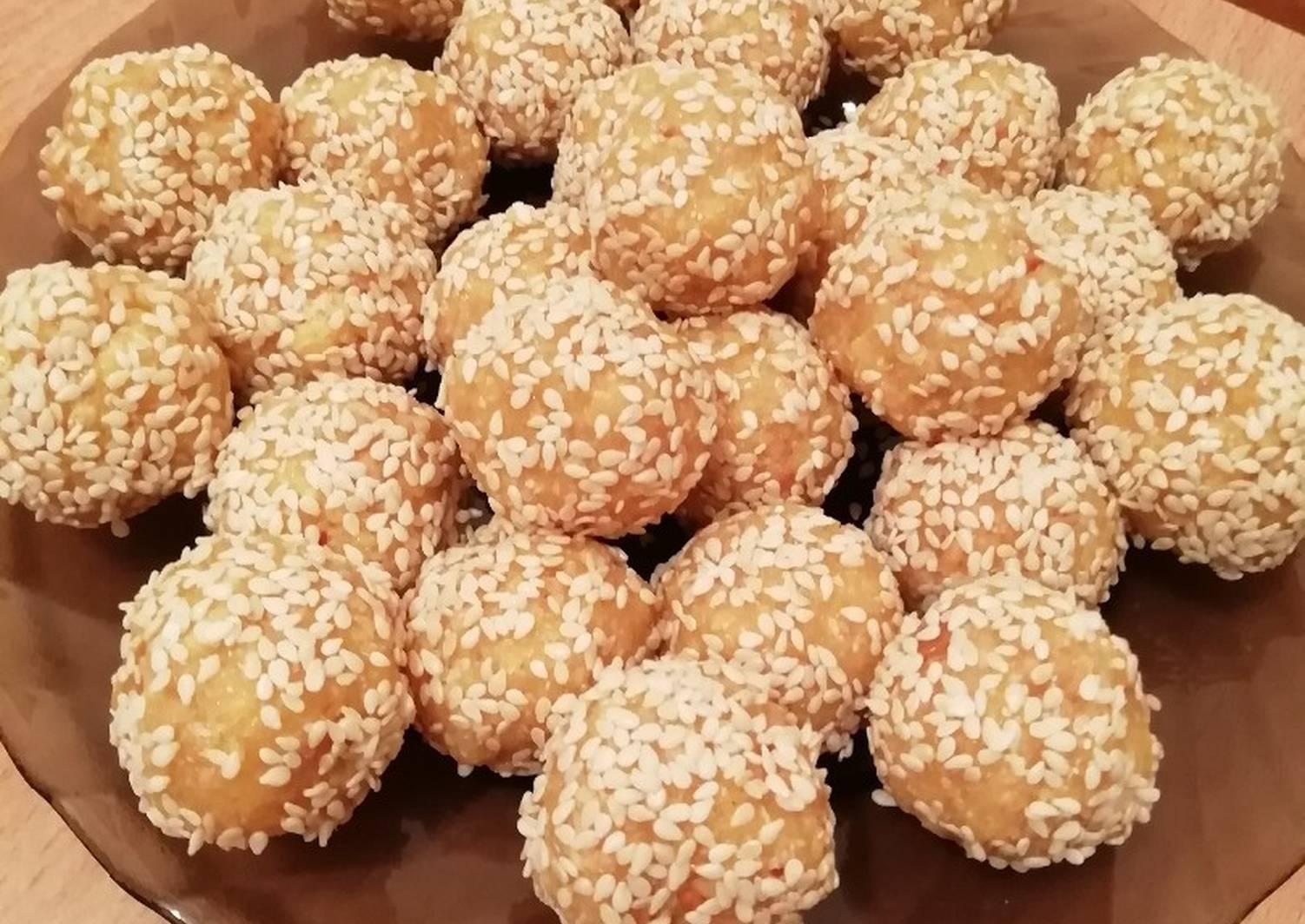 Кокосовые шарики рецепт с фото