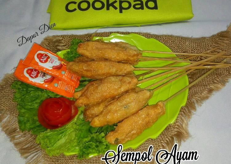 Resep Sempol Ayam Anti Gagal