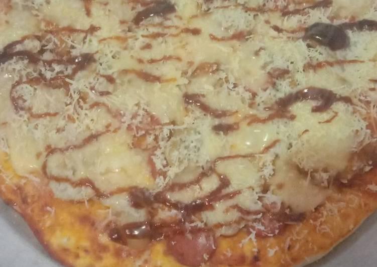 Pizza cheta.