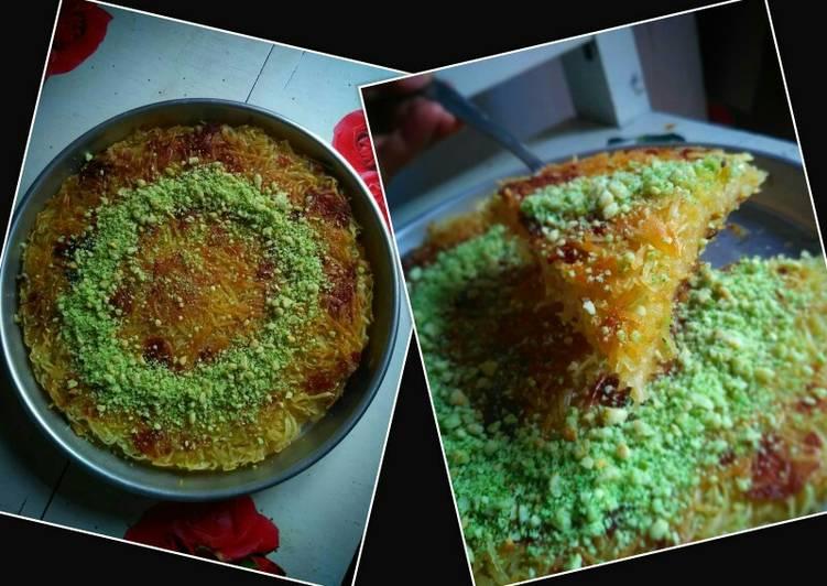 Resep Kunefe Oleh Dapur A4 Cookpad