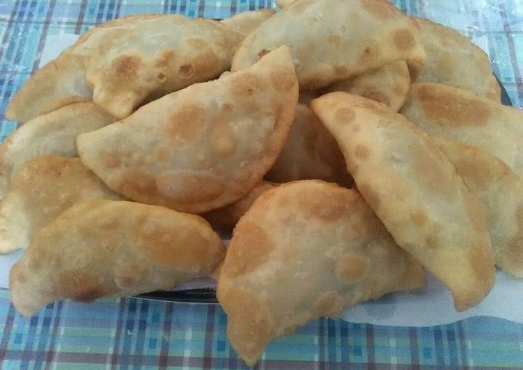 Masa Para Empanada Fritas Receta De Yosita Cookpad