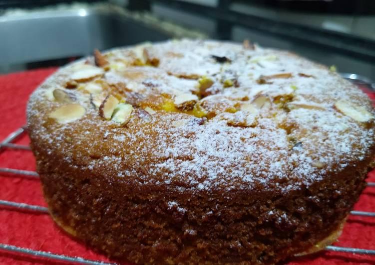 Simple Way to Prepare Quick Dry fruit cake
