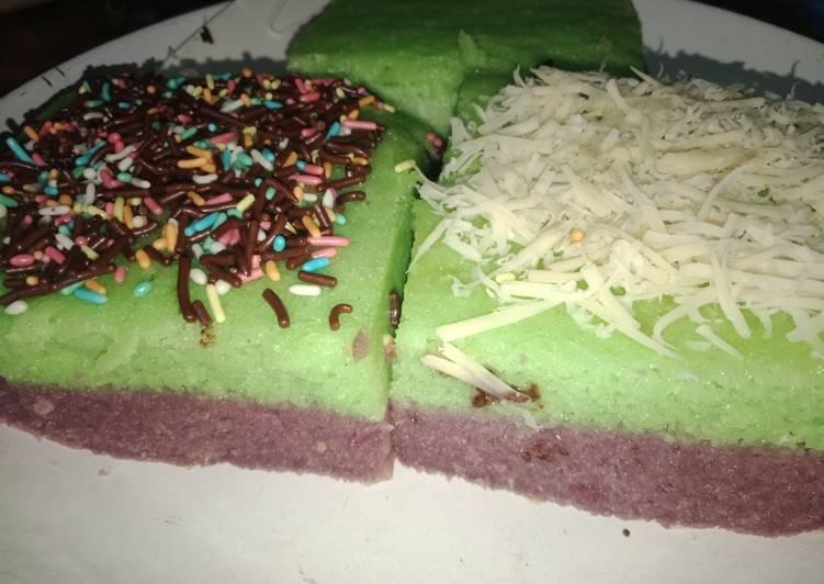 Bolkus Lapis Singkong Gluten Free Tanpa Pengembang Very Moist