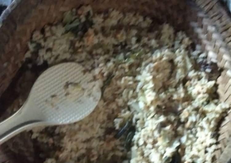 Nasi megono (Sekul gono)