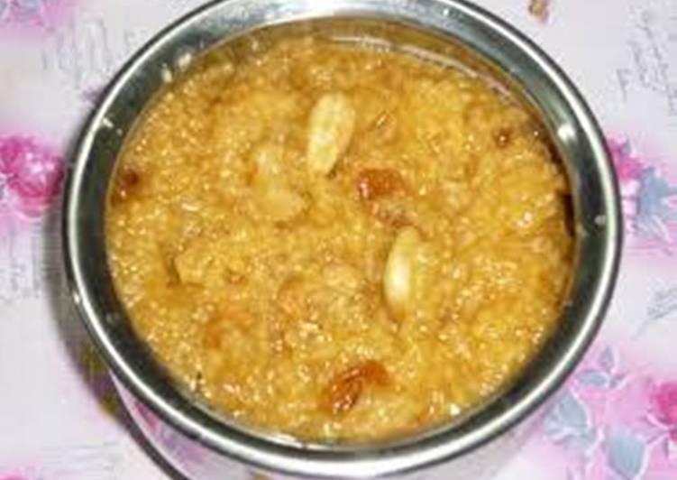 Step-by-Step Guide to Prepare Quick Sakkarai Pongal