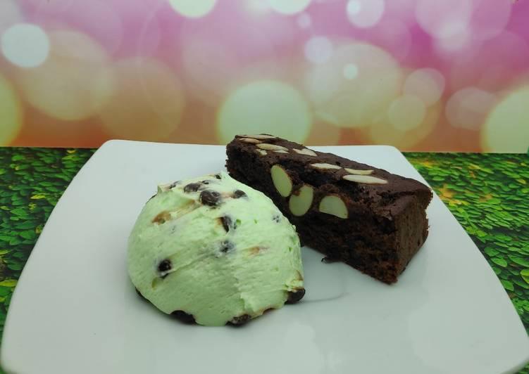 6 Resep: Homemade Ice Cream Mint Untuk Pemula!