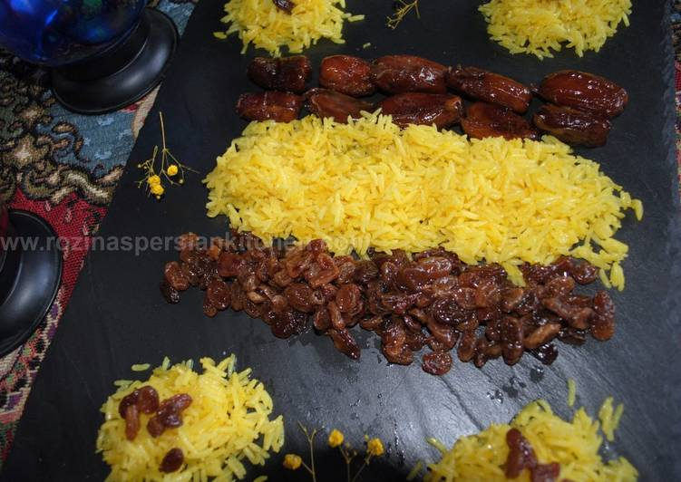 How to Make Any-night-of-the-week Azerbaijani rice pilaf with milk (Sutti polow)