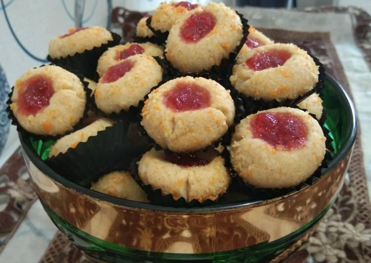 Cookies centil stroberi