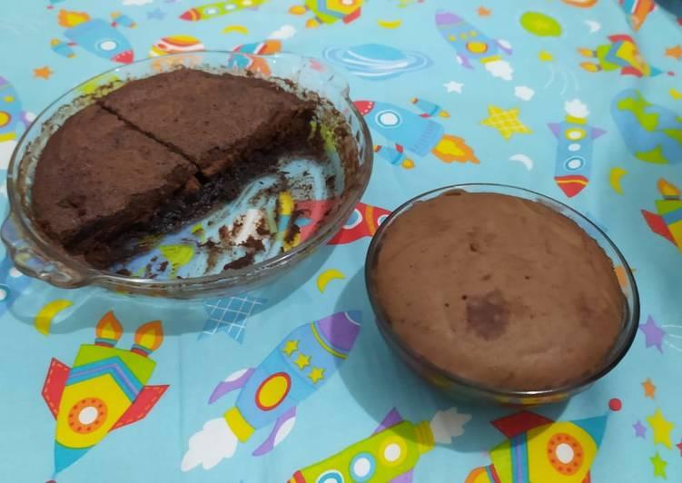 Brownies kukus menuulll pisan