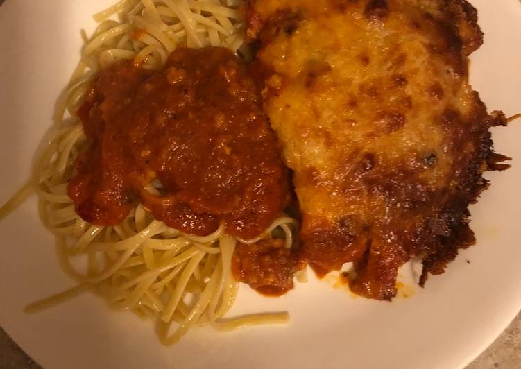 Easiest Way to Prepare Tasty Chicken Parmesan