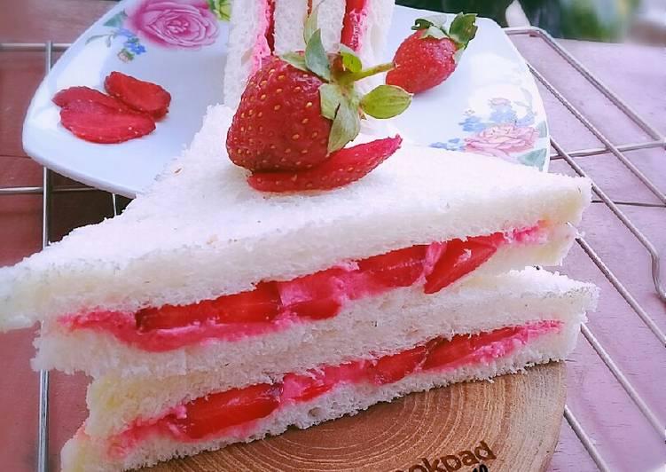 Sandwich Merah putih 🇮🇩🇮🇩