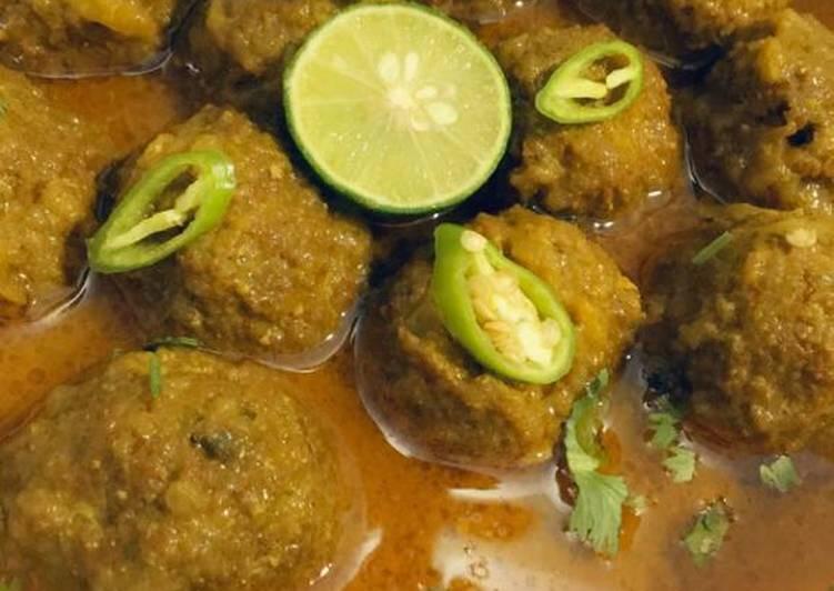 Recipe of Speedy Koftai