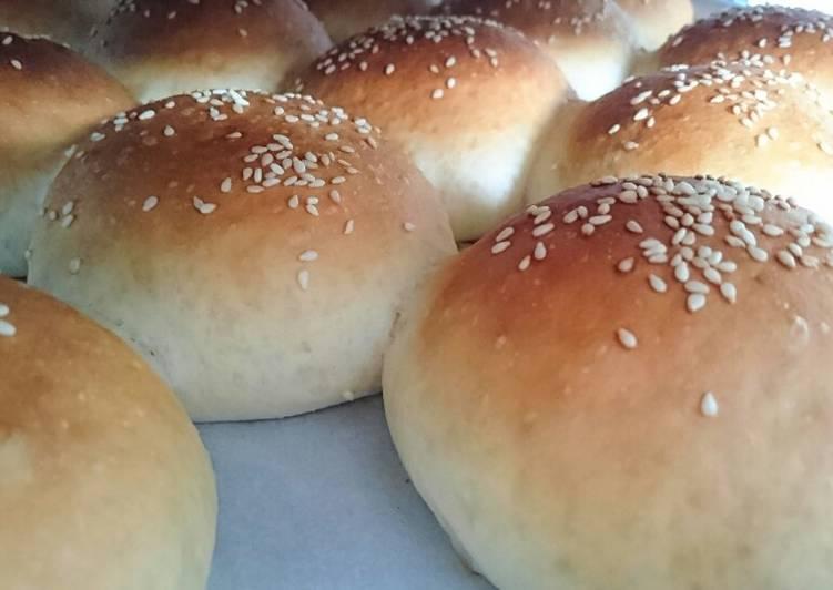 Burger bun(2)