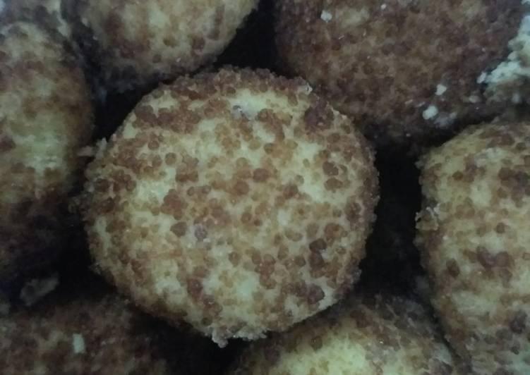 Cookies Gula Palm