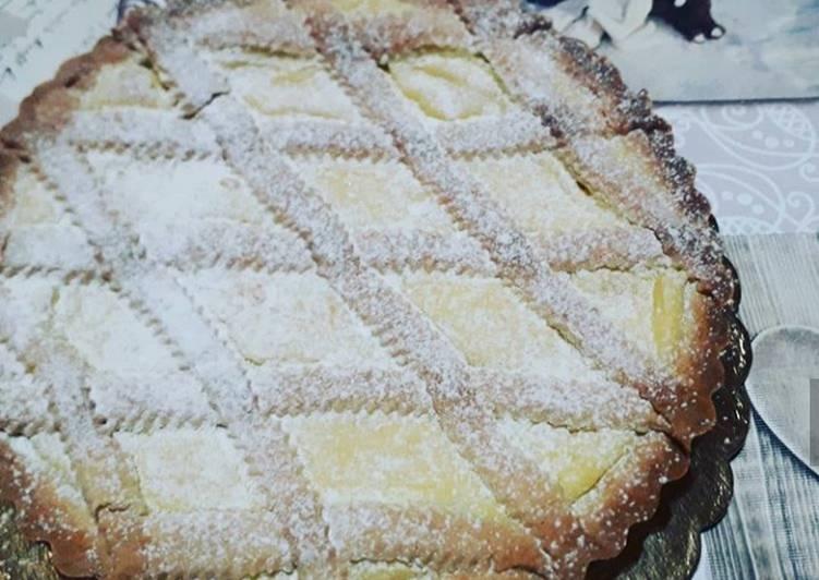Ricetta Crostata Cremotta