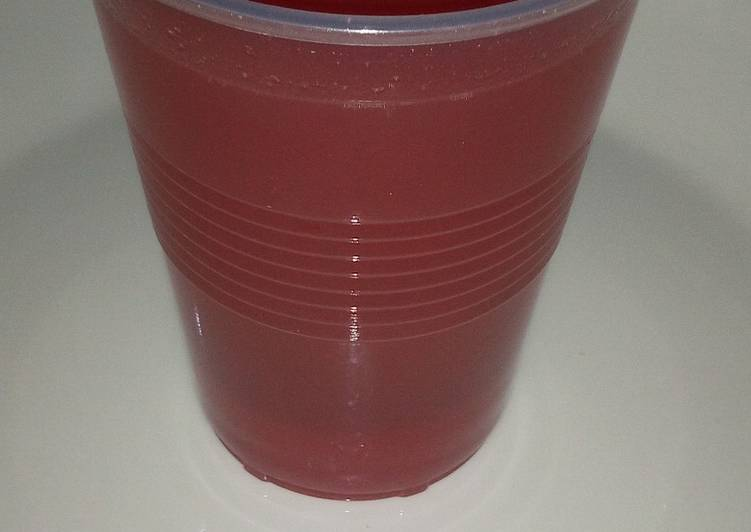 Steps to Prepare Perfect Water melon juice
