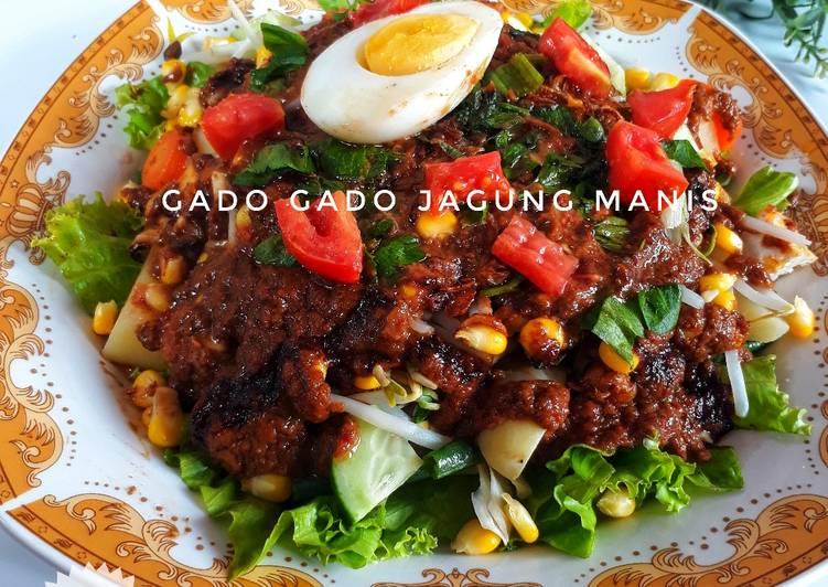 Gado Gado Jagung Manis