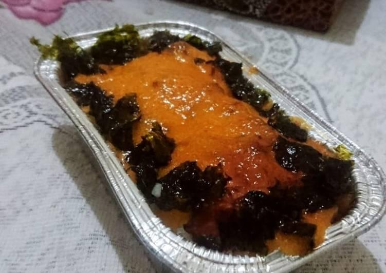 Resep Salmon Mentai Rice yang Bikin Ngiler