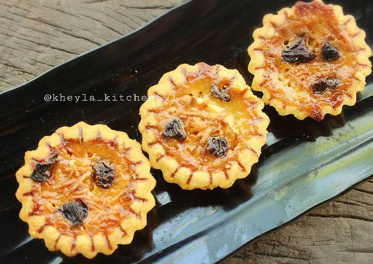 Banana Cheese Milk Pie #pr_adakejunya