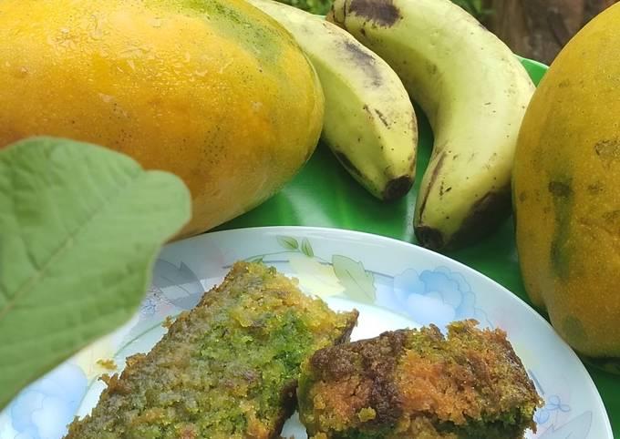 How to Make Speedy Mango banana cake