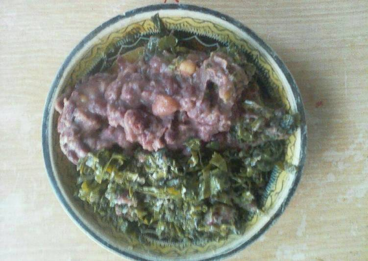 Top 10 Dinner Ideas Spring Kenyan Mukimo and Greens