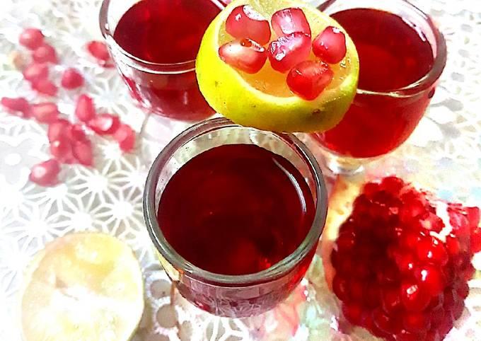 Pomegranates Beetroot Juice