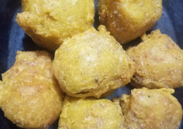 How to Prepare Quick Soyabin Pakore