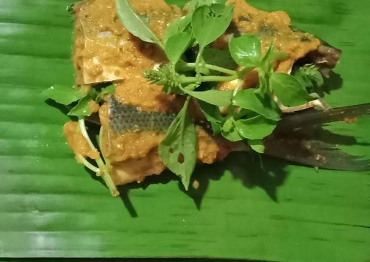 Resep Pepes Ikan Bandeng No MSG, cocok untuk yg lagi JSR yang Enak