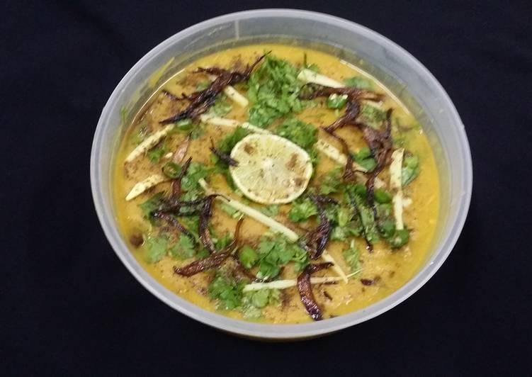 Easiest Way to Prepare Appetizing Hyderabadi Chicken Khichda