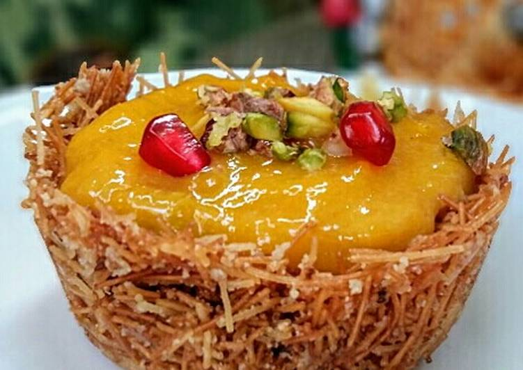 Step-by-Step Guide to Prepare Favorite Mango Shrikhand Vermicelli Cups
