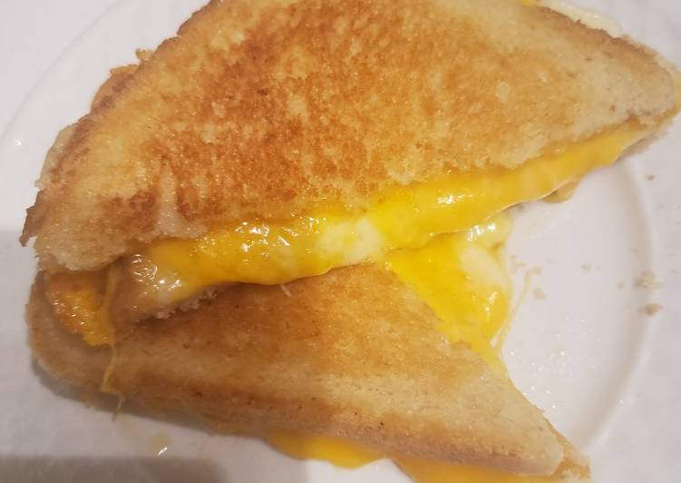 Not your moms grilled cheese