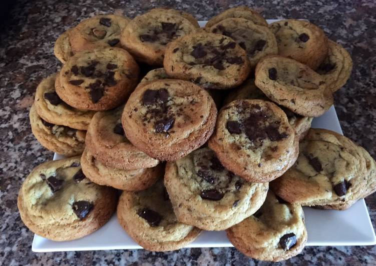 How to Make Favorite Chocolate chip cookies