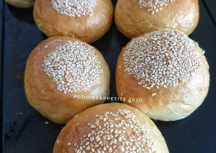 Roti Burger / Burger Bun