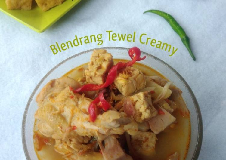 Blendrang Tewel Creamy